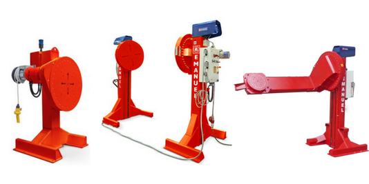EMANUEL completes its range of ergonomic positioners