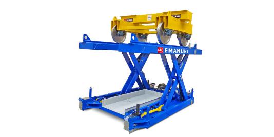 EMANUEL amplia la propria gamma di prodotti per il settore ferroviario